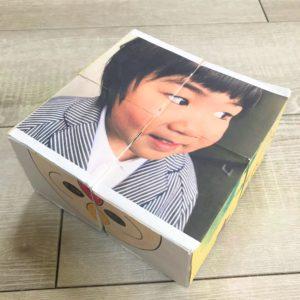 子どもの写真パズル