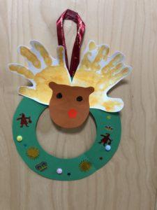 手作りクリスマス飾り