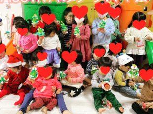 託児所のクリスマス